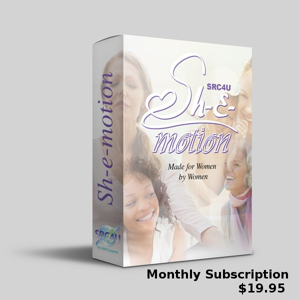 Sh-e-Motion - There are numerous stresses and emotional energy drains that are unique and specific to women.