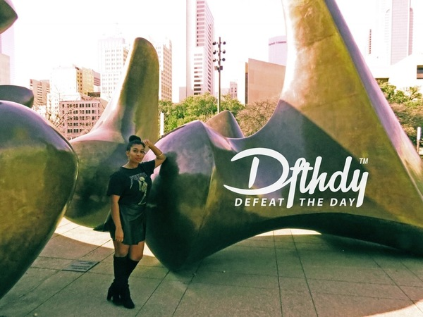 #SheDefeatsTheDay Q&A Featuring @Sydvisuals