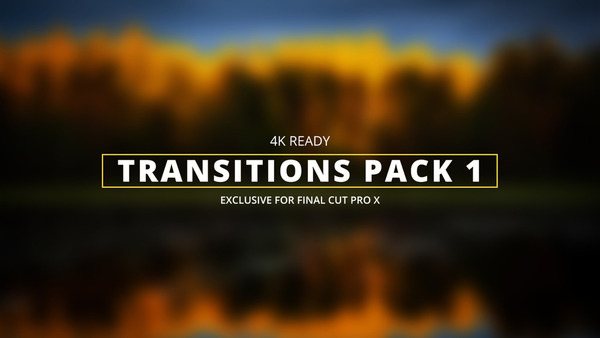 Transitions Pack 1