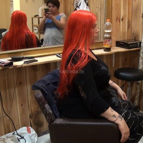 4039 Sabrina going red - the making of -