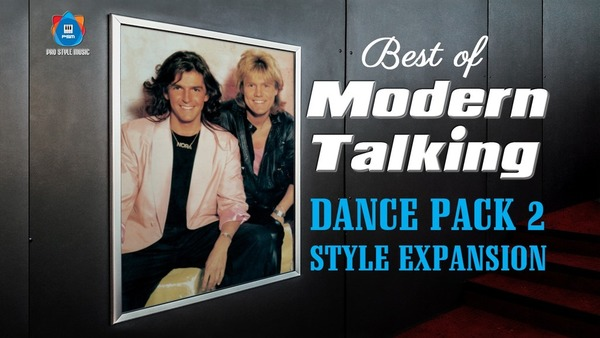 Style Expansion Pack using Dance PSM Pack 2