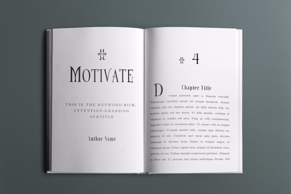Book Interior Templates