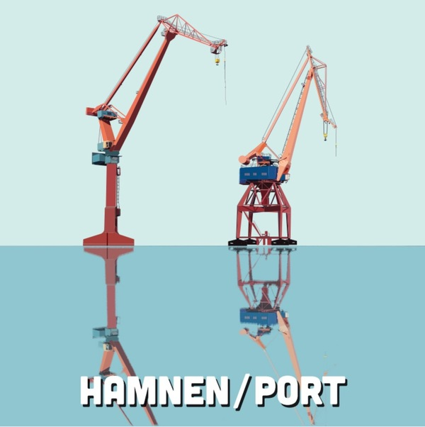 Hamnen / The port