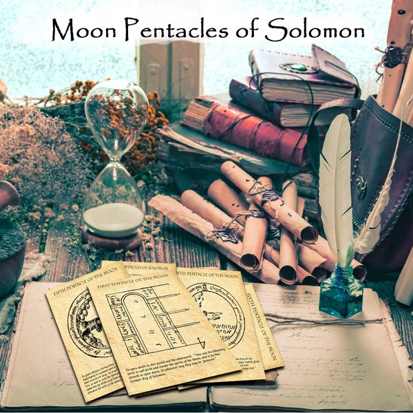 The Pentacles of Solomon