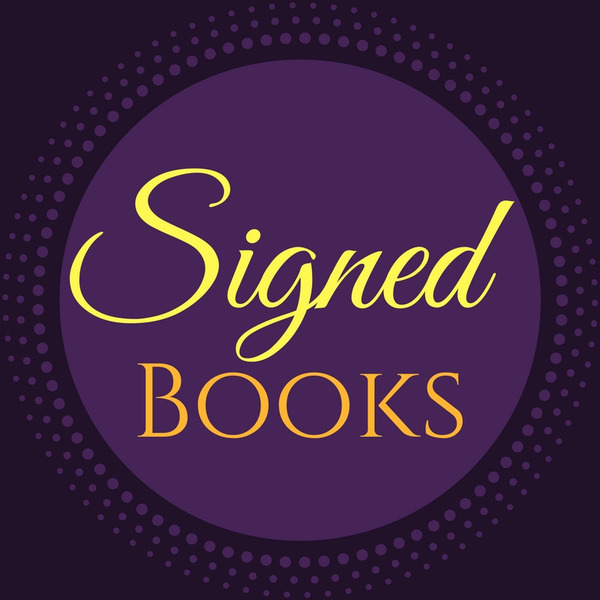 Signed Print Books