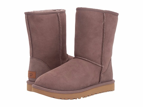 UGG CLASSIC SHORT II BOOTS STORMY GREY $135 AVAILABLE IN 8 COLORS! - SOPHIA SPANO BOUTIQUE