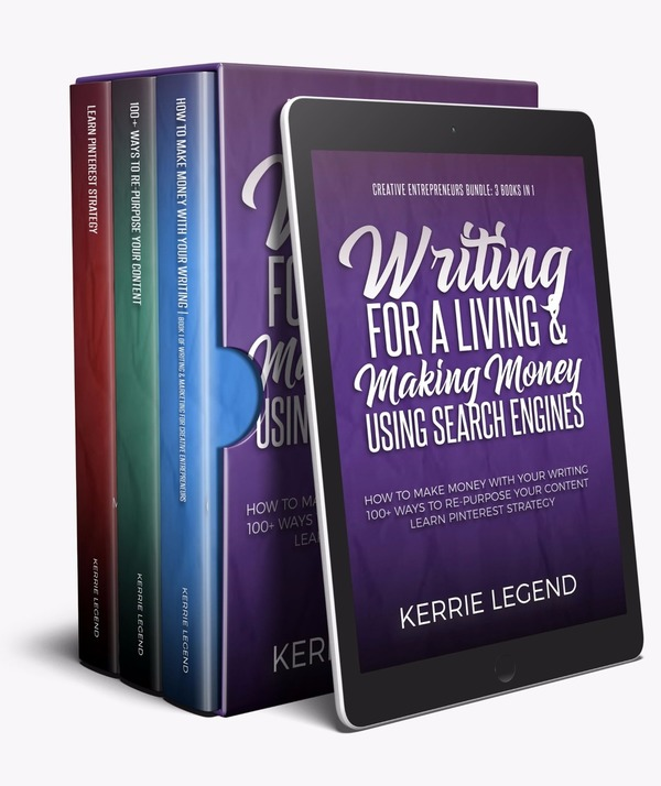 Writing for a Living & Making Money Using Search Engines: How to Make Money with Your Writing, 100+