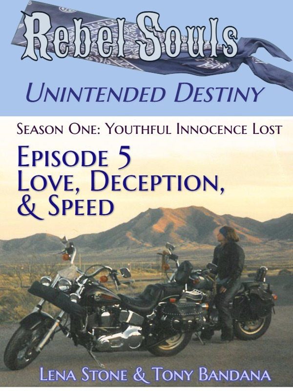 Love, Deception, & Speed - ePub Nook Version