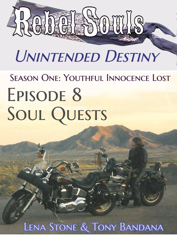Soul Quests - Kindle, Amazon, .mobi Version