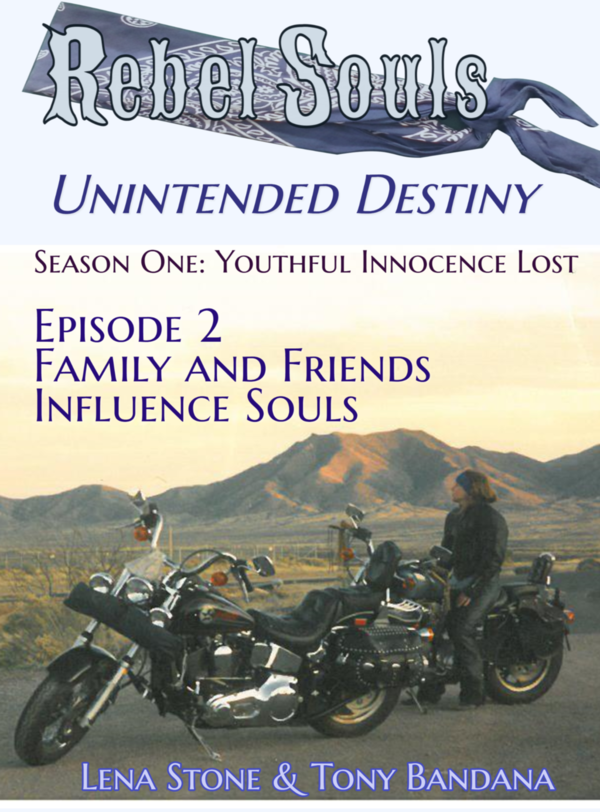 Family and Friends Influence Souls - Kindle, Amazon, mobi Version