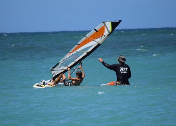 Maui Windsurfing Guide | Notes from windsurfing trips to Maui