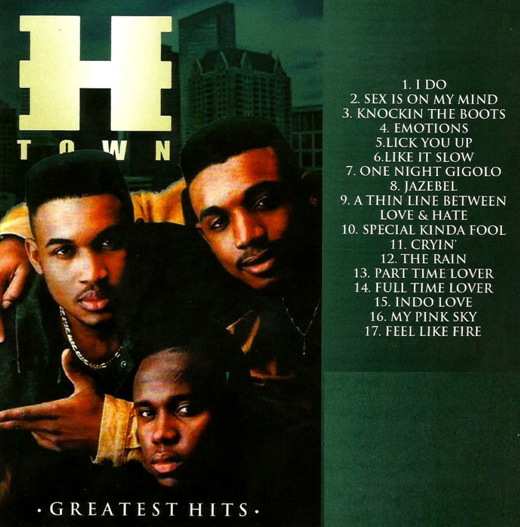 Best of H Town Mix MP3 Download - PRESSUREMP3 Digital Downloads Store