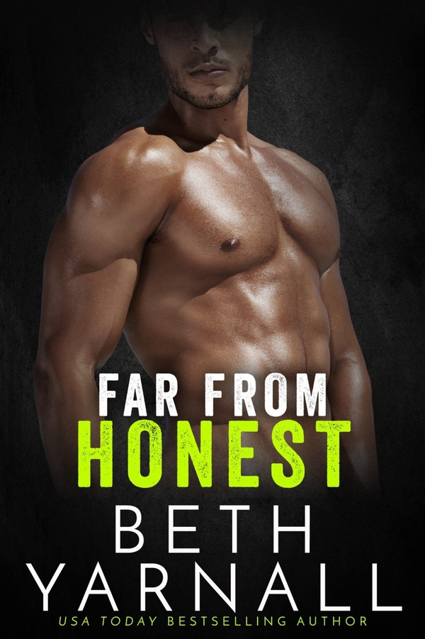 Far From Honest autographed paperback