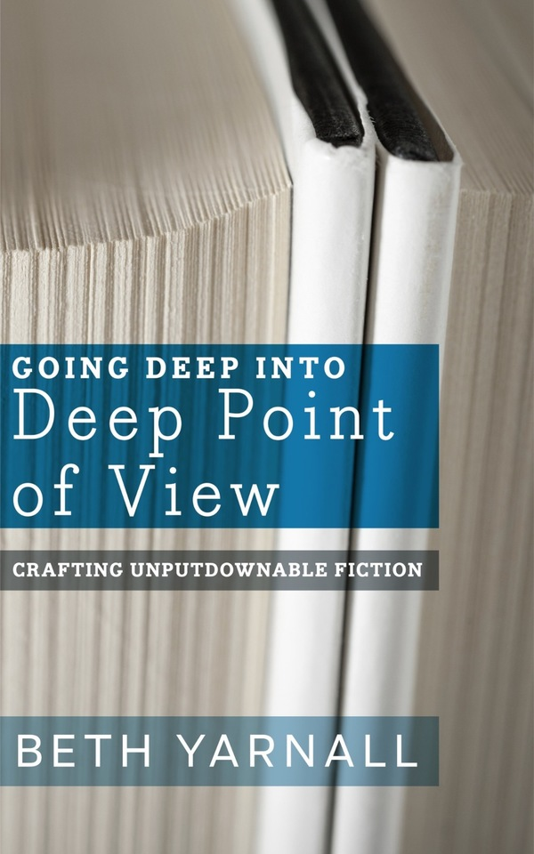 Going Deep Into Deep Point of View autographed paperback