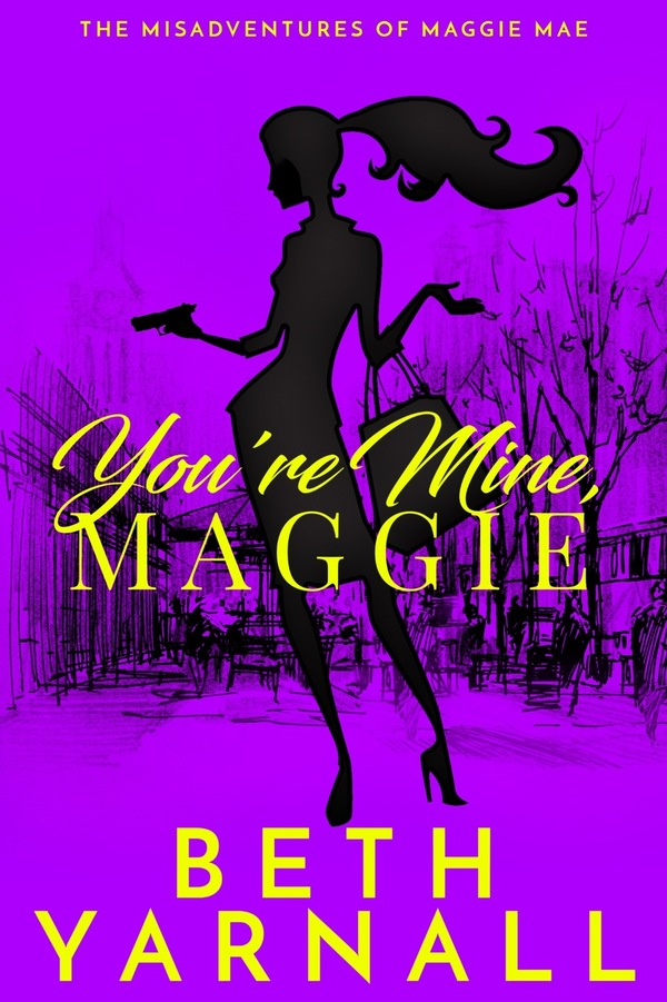 You're Mine, Maggie for Nook, iBooks, Google, & Kobo
