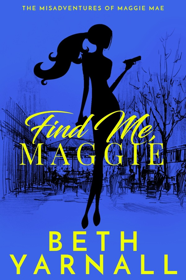 Find Me, Maggie for Kindle