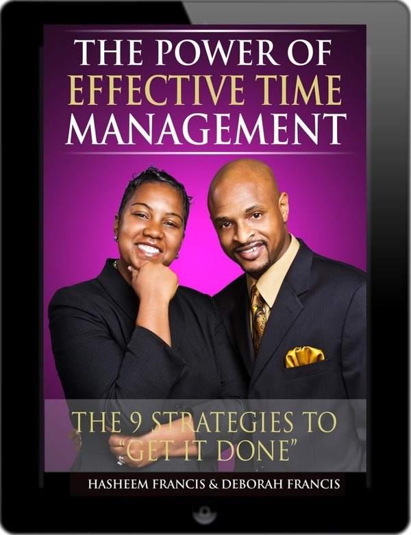 The Power of Effective Time Management (ebook)