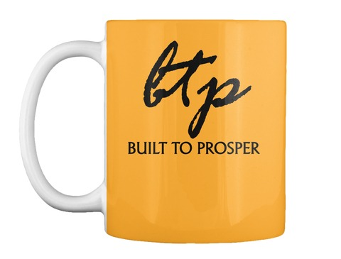 Built To Prosper Gold Cup