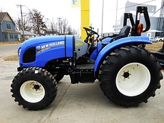 New Holland Boomer 41, 47 Tractor Service Manual - manualvault on