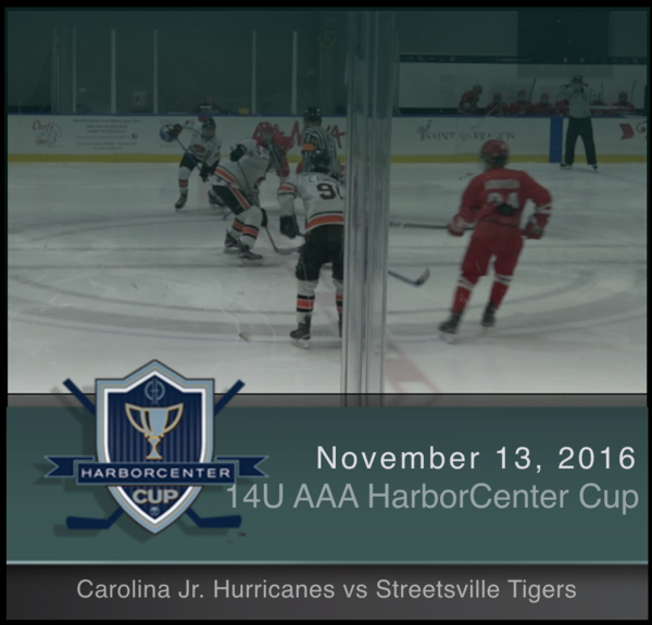 14U AAA Carolina Jr. Hurricanes vs Streetsville Tigers