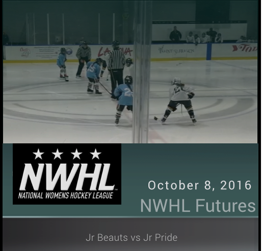 10U NWHL - Jr Pride vs Jr Beauts