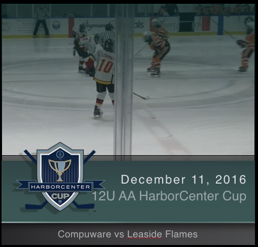 12U AA Compuware vs Leaside Flames