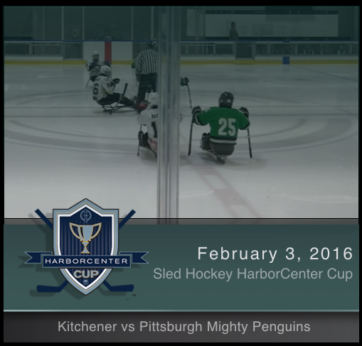 2/3/17 - Kitchener vs Pittsburgh Mighty Penguins