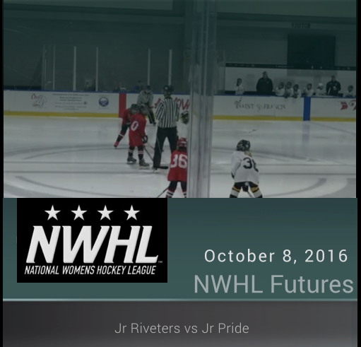 10U NWHL - Jr Pride vs Jr Riveters