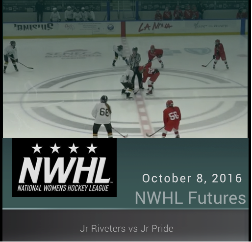 14U NWHL - Jr Pride vs Jr Riveters