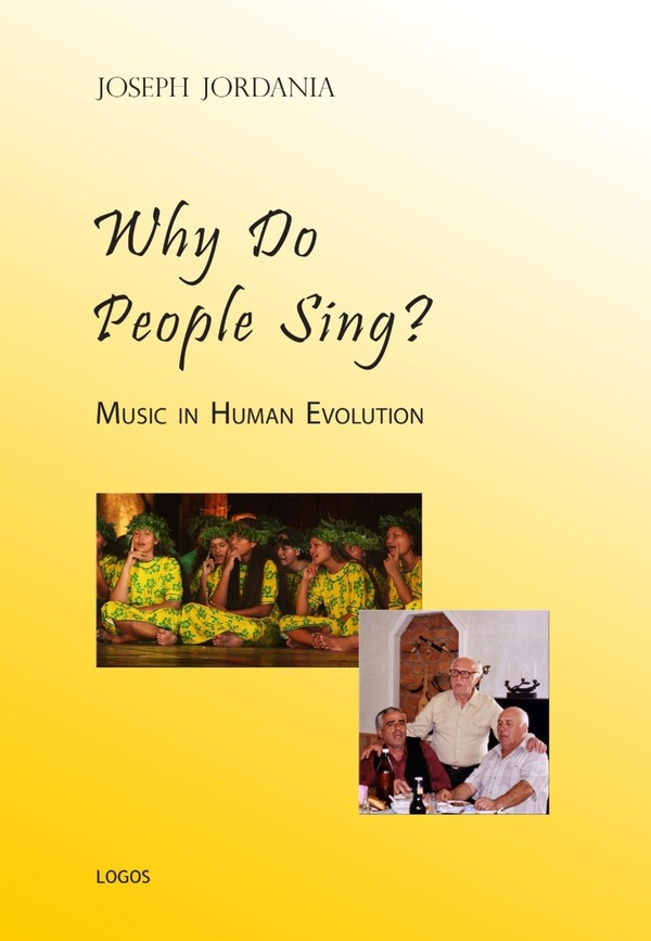 e-Book - Why Do People Sing? Music in Human Evolution