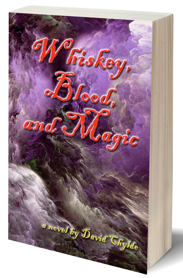 Whiskey, Blood, and Magic