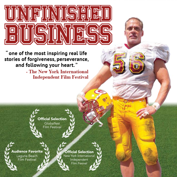 Unfinished Business - DOWNLOAD PURCHASE