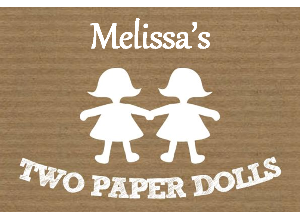 Melissa's Two Paper Dolls