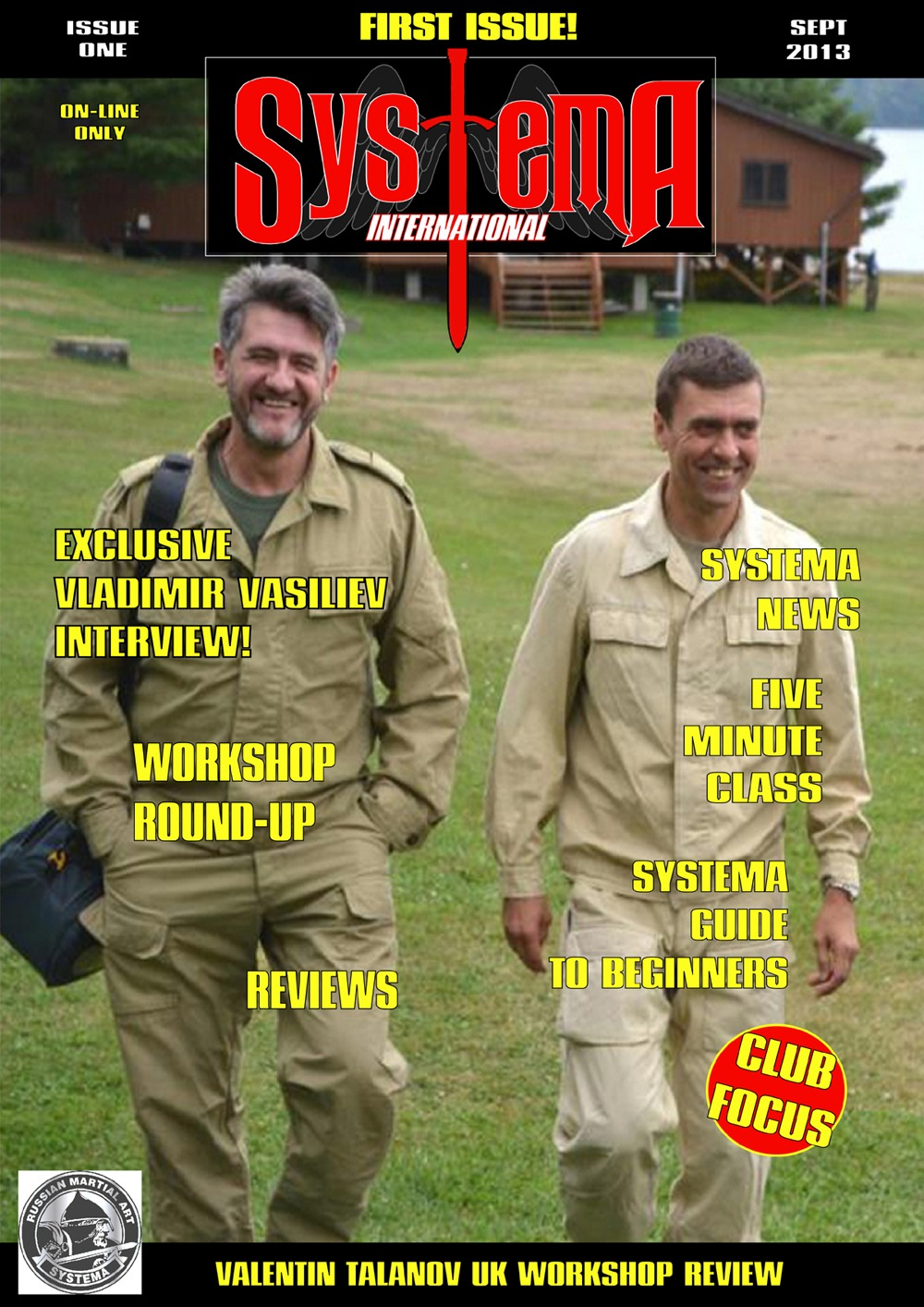 Systema International Issue 1
