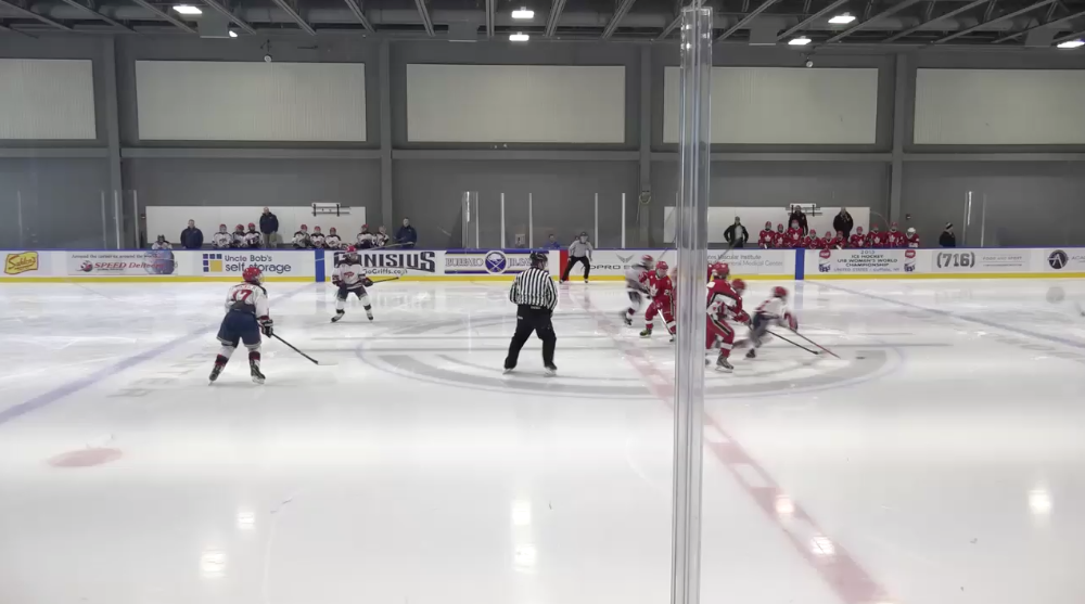 12U AAA Toronto Nationals vs Buffalo Regals