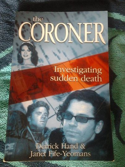 Someone elses daughter the life and death of anita cobby by julia the coroner investigating sudden death by derrick hand janet fife yeomans fandeluxe Images