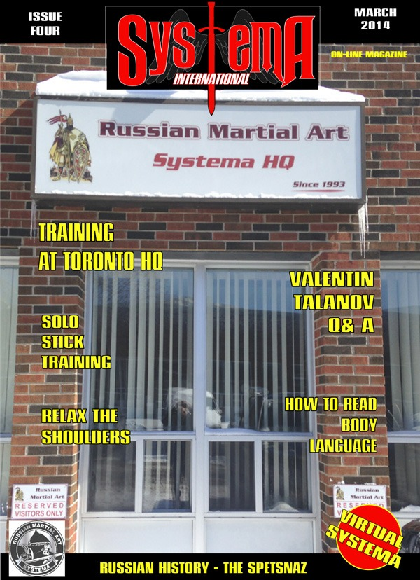 Systema International Issue 4
