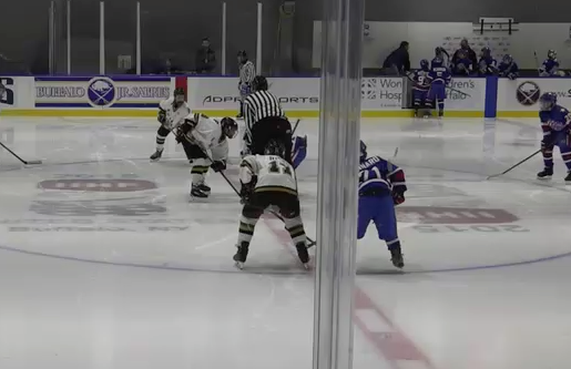 10U AAA - Rochester Americans vs London Jr Knights