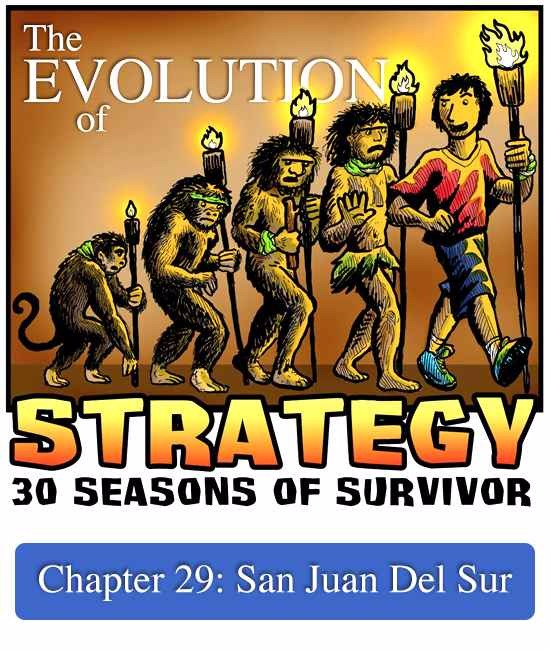 The Evolution of Strategy: Chapter-29 - San Juan Del Sur