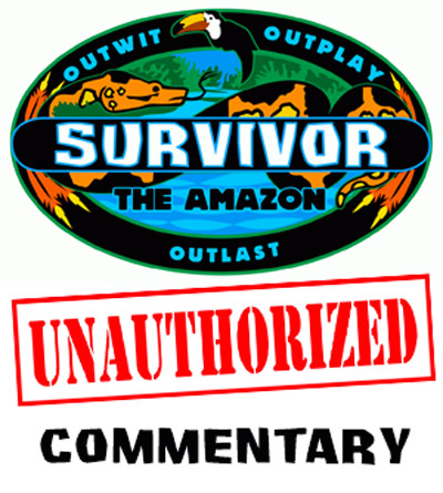 Survivor: The Amazon Unauthorized DVD Commentary