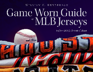 Game Worn Guides / William Henderson